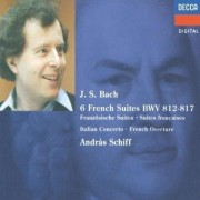 J.S. Bach - French Suites1-6 (0028943331326) (2 CD)