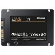 Samsung SSD 860 Evo 2TB SAM-MZ-76E2T0B
