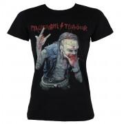 tricou stil metal femei Malignant Tumour - The Metallist - NNM - TW040 black