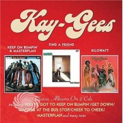 Video Delta Kay-Gees - Keep On Bumpin & Masterplan / Find A Friend / Kilo - CD