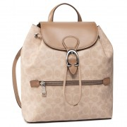 Раница COACH - Cc Sig Evie Bkpk 68563 Sand Taupe