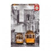 EDUCA Borrás - Barrio de la Alfama Lisboa - Puzzle 1500 Piezas