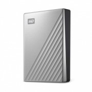 HDD Extern Western Digital My Passport Ultra 4TB USB 3.1 2.5 Inch Silver