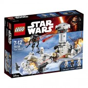 Lego Hoth Attack, Multi Color