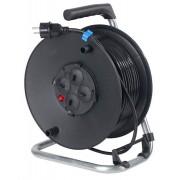 Schwabe haspel vinyl kabel 3x1,5 VDE 25 meter 10118