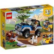Конструктор Лeго Криейтър - Приключения в дивото, LEGO Creator, 31075