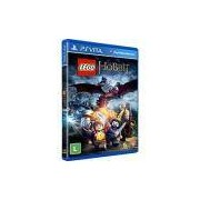 Game Lego O Hobbit BR - PS Vita