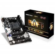 Tarjeta Madre Biostar HI-FI A70U3P HDMI USB 3.0 32 GB DDR3 Para AMD