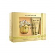 Women Secret Gold Seduction EDP 100 ml + Body Lotion 200 ml