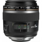 Canon Objetivo EF-S 60mm F2.8 Macro USM