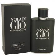 Acqua Di Gio Profumo Eau De Parfum Spray By Giorgio Armani 4.2 oz Eau De Parfum Spray