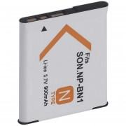 ER NP BN1 De Ion-litio Recargable Batería Para Cámara Digital Sony -Blanco