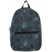 Bioworld Harry Potter - Slytherin Patches Backpack