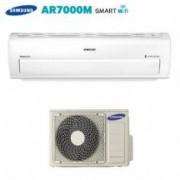 Samsung CLIMATIZZATORE CONDIZIONATORE SAMSUNG INVERTER Serie AR7000M SMART WIFI A++ AR09KSPDBWKNEU 9000 BTU - MODELLO 2016