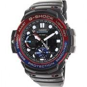 Casio G-Shock Analog-Digital Black Dial Mens Watch - GN-1000-1ADR (G605)