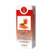 Extract uleios de morcov presat la rece 50ml SANITAS NATURAE