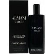 Giorgio Armani Code Eau de Toilette 15ml Sprej