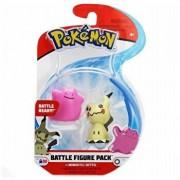 Pokemon figurine Mimikyu si Ditto
