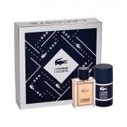 Lacoste L´Homme Lacoste confezione regalo eau de toilette 50 ml + deostick 75 ml Uomo