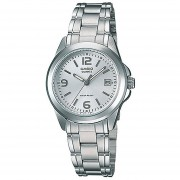 Reloj CASIO LTP-1215A-7ACR Womens Collection Análogo Classic-Acero