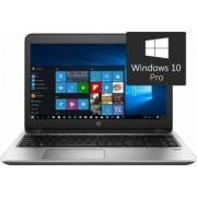Laptop HP ProBook 450 G4 Intel Core Kaby Lake i5-7200U 500GB-7200rpm 4GB Win10 Pro HD Fingerprint