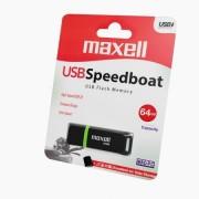 Maxell 64GB Speedboat USB 3.1 Pendrive