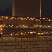 Home KKL 1000C/WW IP44 1000 LED kültéri fényfüzér 70+5m
