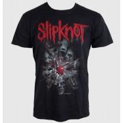 tricou stil metal bărbați unisex Slipknot - Shatte - BRAVADO EU - SKTS09MB