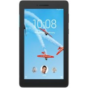 "Tableta Lenovo Tab E7 TB-7104F, Capacitive Touchscreen 7"", Procesor Quad-Core 1.3 GHz, 1GB RAM, 8GB Flash, 2MP, Wi-Fi, Bluetooth, Android (Negru) + Cartela SIM Orange PrePay, 6 euro credit, 6 GB internet 4G, 2,000 minute nationale si internationale fix sa"