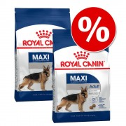 Royal Canin Size Ekonomipack: 2 eller 3 psar Royal Canin Size till lgt pris - Mini Light Weight Care (2 x 8 kg)