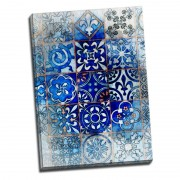 Tablou decorativ hol modern - Ceramica patchwork