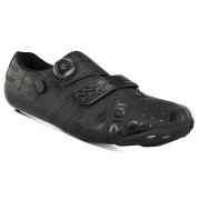 Bont Riot+ Road Shoes - EU 45 - Black