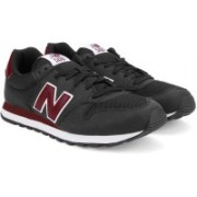 New Balance Running Shoes For Men(Red, Black)