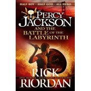 Percy Jackson and the Battle of the Labyrinth (Book 4)/Rick Riordan