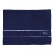 Boss Home - Tapis de bain Coton 1000 g/m² Navy 50 x 70 cm - Plain