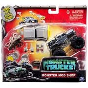 Monster Trucks 1:64 Scale MONSTER MOD SHOP - Modified Terravex Truck