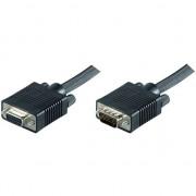 D-Sub (VGA) - D-Sub (VGA) 2, Negru (MONGH2B)