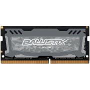 SODIMM, 4GB, DDR4, 2666MHz, Crucial Ballistix Sport LT, DR x8, CL16 (BLS4G4S26BFSD)