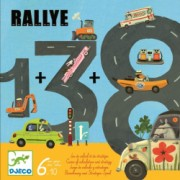 Trasee si kilometri Rallye Djeco