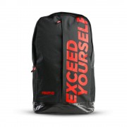 Prozis Mochila Exceed Yourself Black-Red