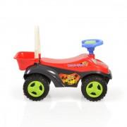 Masinuta fara pedale Sand Beach Car Red