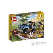 LEGO® Creator Masina de aventuri 31075