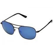 Spy Optic Pemberton GunmetalHD Plus Gray Green w Dark Blue Spectra Mirror