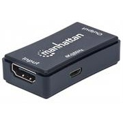 Manhattan 4K HDMI Repeater - Active, Distances up