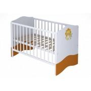 Polini Кроватка-трансформер Polini Basic Джунгли 140х70 см
