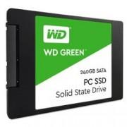 """SSD WD 240GB, Green, WDS240G2G0A, 2.5"""", SATA3, 36mj"""