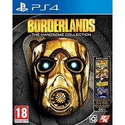 2K Games GIOCO PS4 BORDERLANDS THE HANDSOME COLLECTION by 2K Games