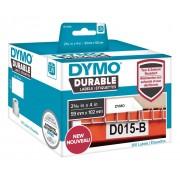 Dymo Durable shipping label för LabelWriter, 300 etiketter, vit