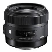 Sigma 30mm f/1.4 DC HSM Art - Canon EF-S
