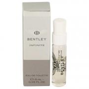 Bentley Infinite Intense Vial (Sample) 0.05 oz / 1.48 mL Men's Fragrances 536451